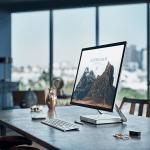 Microsoft studio surface