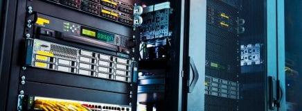 network servers management